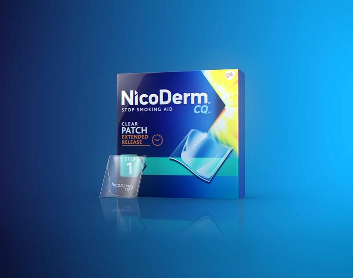 Nicorette & Nicoderm CQ