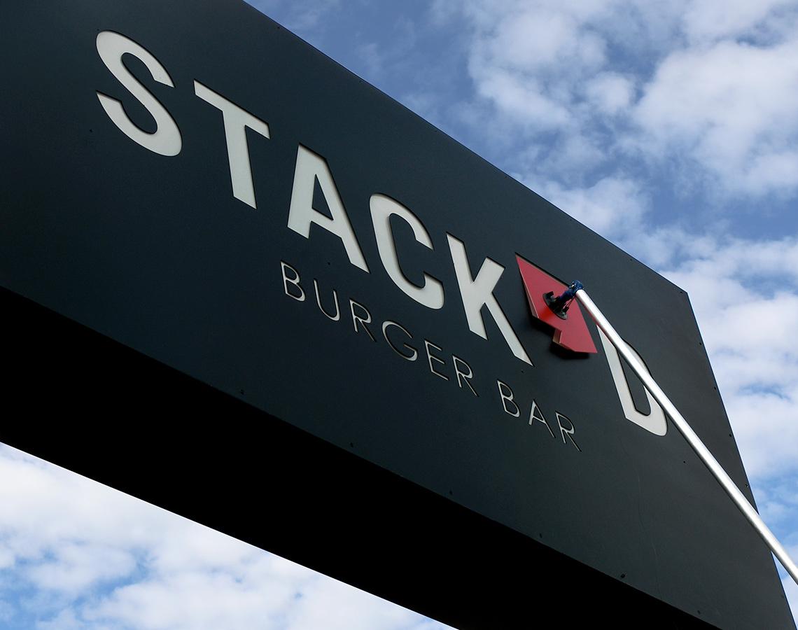Stack'd Burger Bar