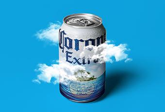 New Corona Can