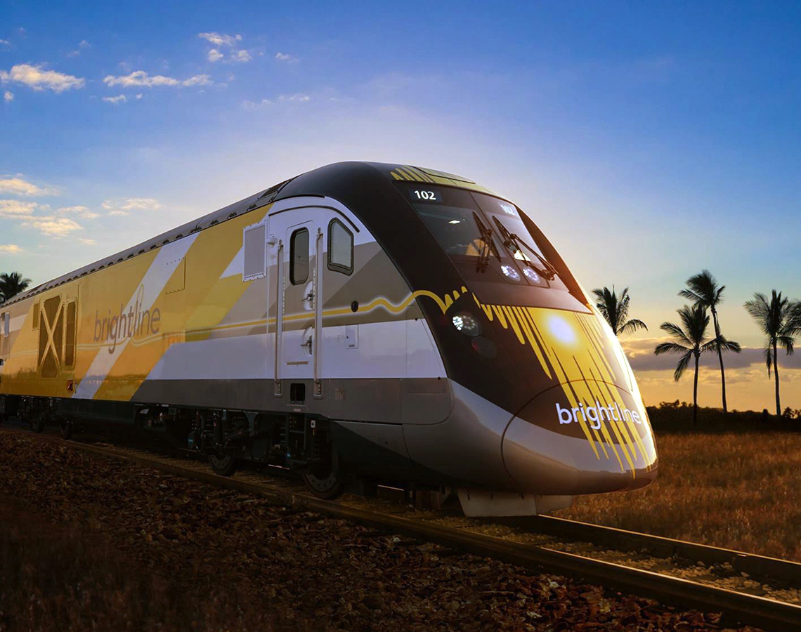 Brightline Rail